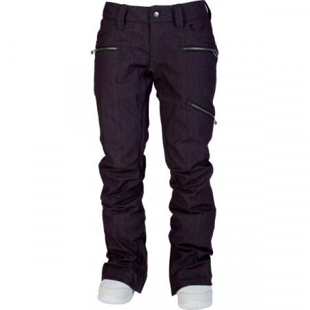 Pantaloni snowboard L1 SCARLETT opium overdye denim