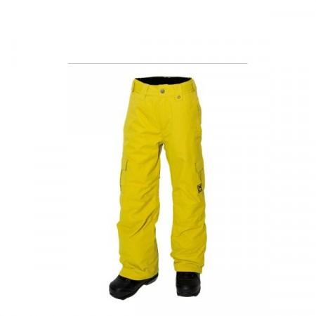 Pantaloni snowboard Nitro BOYS DECLINE PANT lime