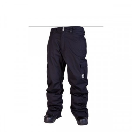 Pantaloni snowboard Nitro DECLINE black