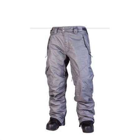 Pantaloni snowboard Nitro FLIPSIDE flint