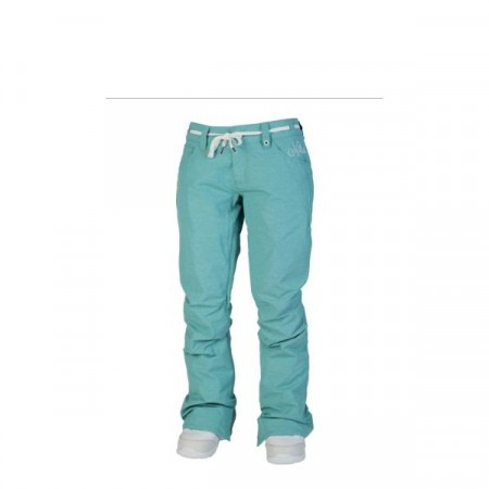 Pantaloni snowboard Nitro METRIC aqua