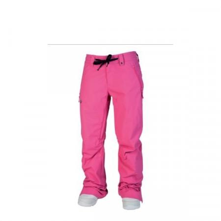 Pantaloni snowboard Nitro REGRET pink