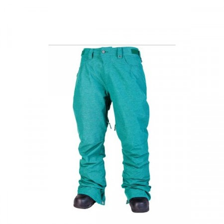 Pantaloni snowboard Nitro SLACKER green