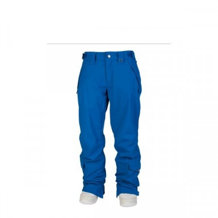 Pantaloni snowboard Nitro SO QUIET blue