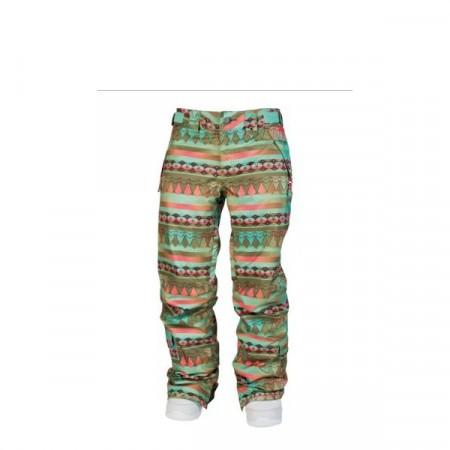 Pantaloni snowboard Nitro SO QUIET future stripes