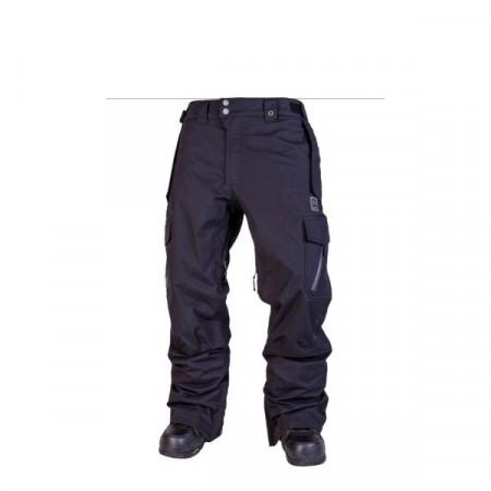 Pantaloni snowboard Nitro VISION black