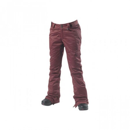 Pantaloni Snowboard Special Blend DASH Merlot