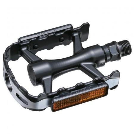 Pedale aluminiu Union SP-600 negre