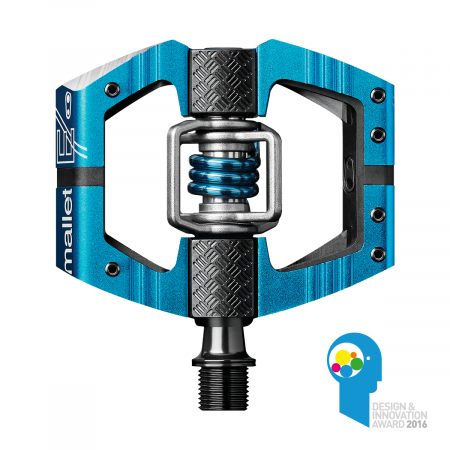 Pedale tip clipless CrankBrothers Mallet Enduro