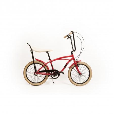 Bicicleta Pegas Mini Rosu Semafor 3V