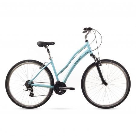 Bicicleta de oras Romet PERLLE Turcoaz 2016