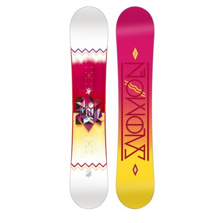 Placa Snowboard Salomon Lotus Alb/Roz