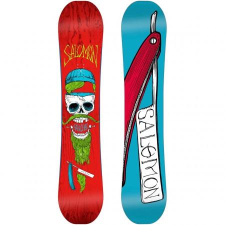 Placa Snowboard Salomon Sanchez Albastru/Rosu