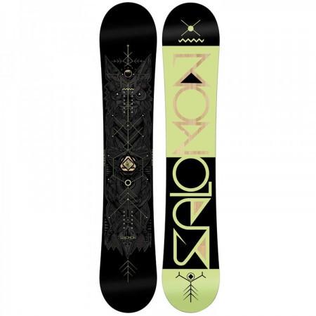 Placa Snowboard Salomon Sight Wide Negru/Verde