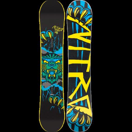 Placa Snowboard Nitro Demand
