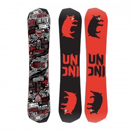 Placa snowboard True Twin Barbati pentru Park YES Greats Uninc 2020
