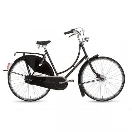 Bicicleta Gazelle Toer Populair RVS T3 dama