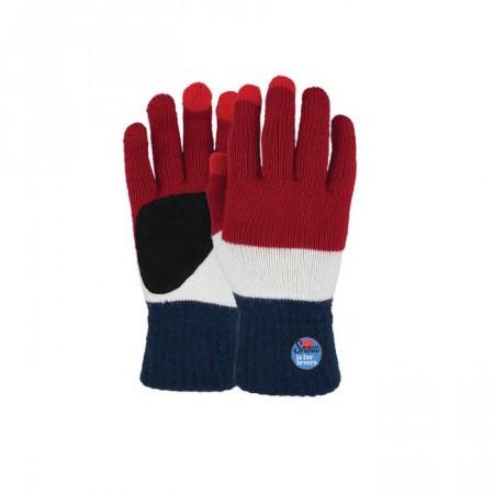 Manusi ski POW Lovers Knit Glove