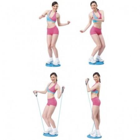 Disc rotativ inSPORTline cu corzi