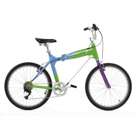Bicicleta Puma Disko pliabila