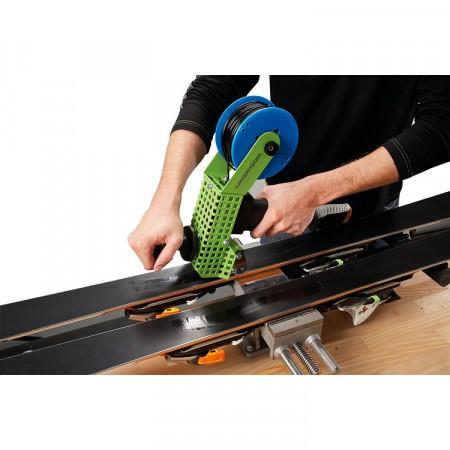 Reparatie talpa schiuri & snowboard (umplere cu cofix)