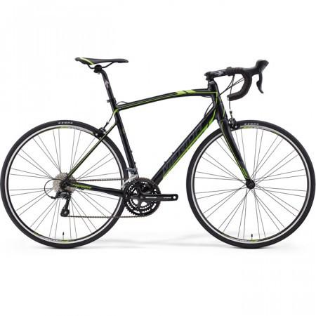 Merida Ride 100 24 Negru/Verde 2015