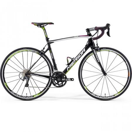 Merida Ride 7000 Lampre Replica Negru/Verde 2015