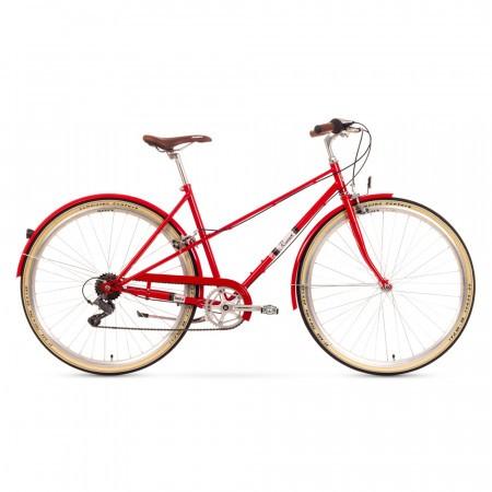 Bicicleta oras Romet MIKSTE Rosu 2015
