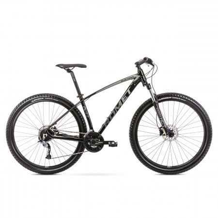 Bicicleta MTB XC pentru barbati Mustang M1 Negru/Gri 2020