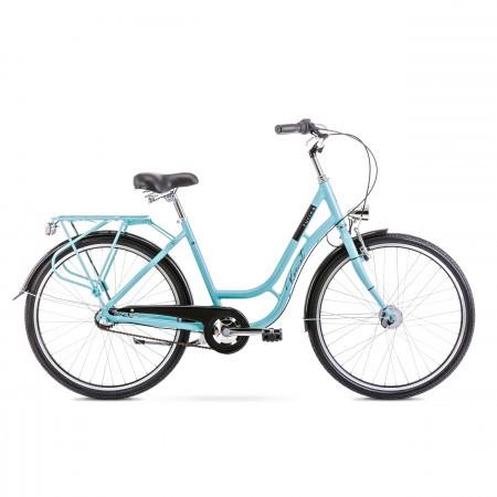 Bicicleta de oras pentru femei Turing 3S Verde 2020