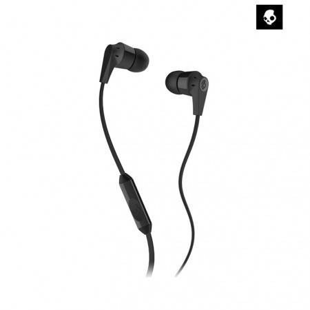 Casti Skullcandy Ink'd Mic Black