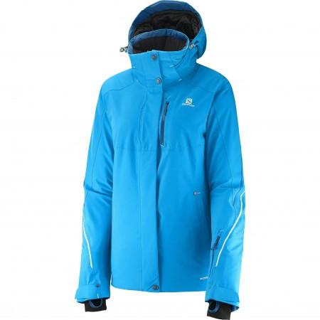 Salomon Brillant Jacket W Albastru