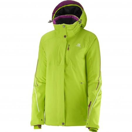 Salomon Brillant Jacket W Verde