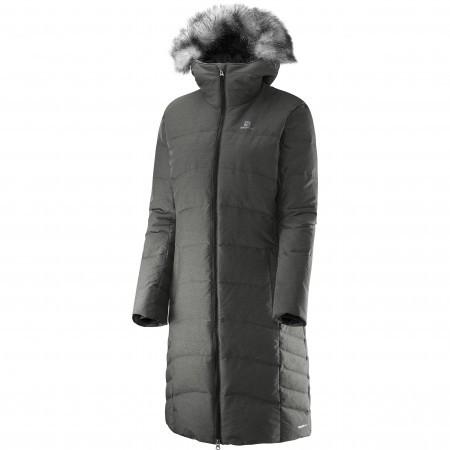 Salomon Coteaux Long Jacket W Gri
