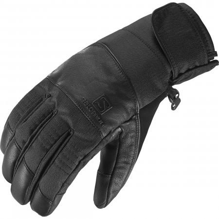 Salomon Genesis Glove Dry M Negru