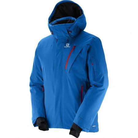 Salomon Iceglory Jacket Albastru