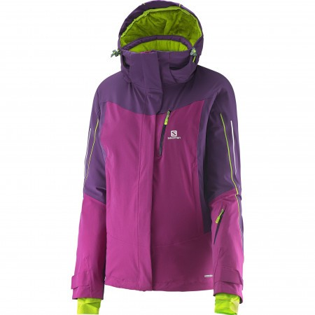 Salomon Iceglory Jacket W Mov