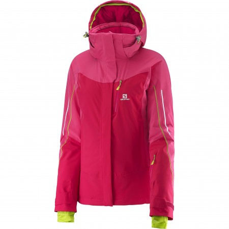 Salomon Iceglory Jacket W Roz