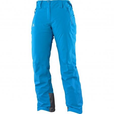 Salomon Iceglory Pant W Albastru