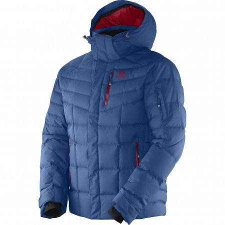Salomon Icetown Jacket M Albastru