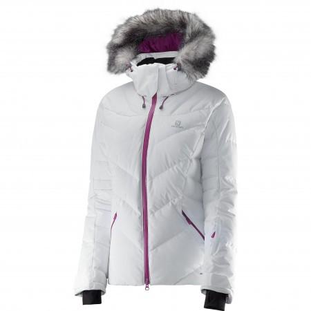 Salomon Icetown Jacket W Alb