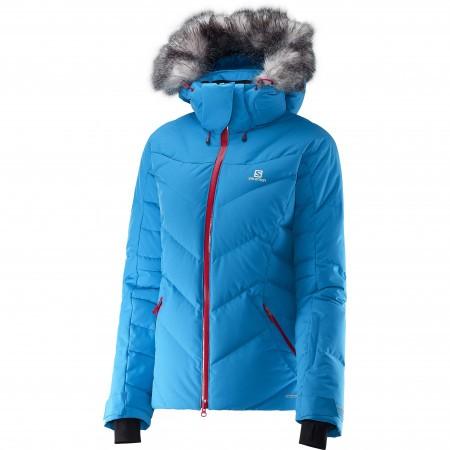 Salomon Icetown Jacket W Albastru