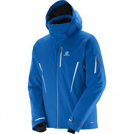 Salomon Speed Jacket M Albastru