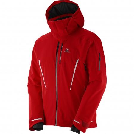 Salomon Speed Jacket M Rosu