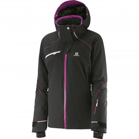 Salomon Speed Jacket W Negru