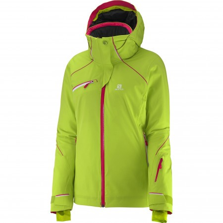 Salomon Speed Jacket W Verde
