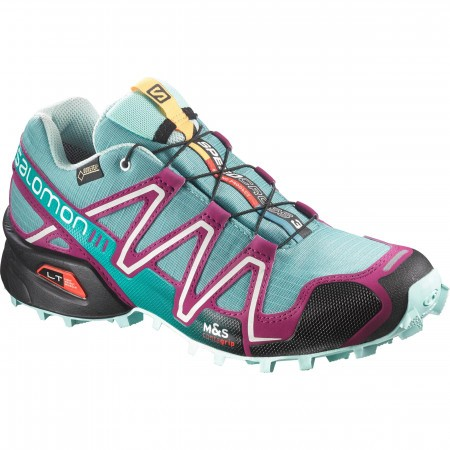 Salomon Speedcross 3 GTX W Cyan