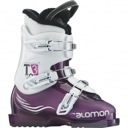 Salomon T3 Girlie RT Alb