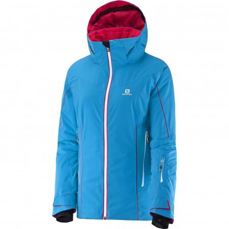 Salomon Whitecliff GTX Jacket W Albastru