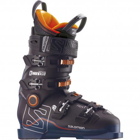 Clapari ski barbati Salomon X Max 120 Negru
